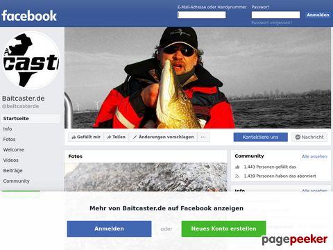 Baitcaster.de - Der Angelführer für Raubfischbegeisterte