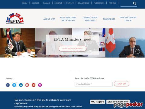 Europäische Freihandelsassoziation - European Free Trade Association (EFTA)