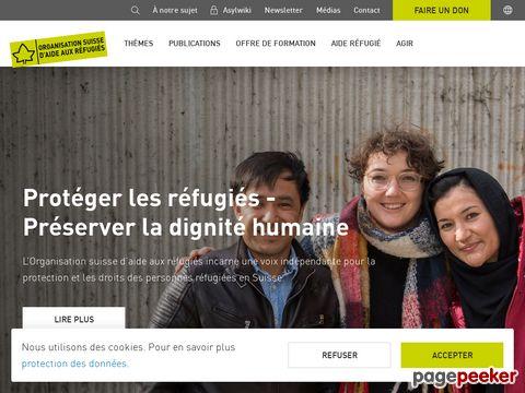 Schweizerische Flüchtlingshilfe (SFH)