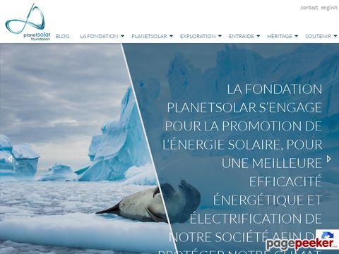 planetsolar.org - PlanetSolar - Das grösste Solarschiff der Welt