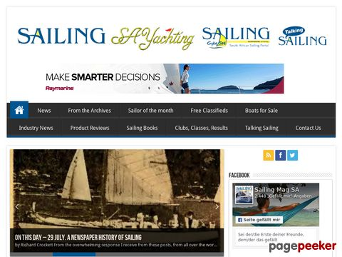 Sailing - Inland and Offshore Magazine