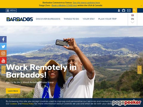 visitbarbados.org - Official site of Barbados
