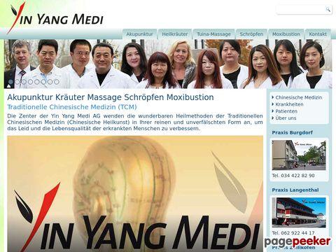TCM Zentrum Yin Yang - Traditionelle Chinesiche Medizin