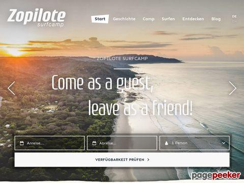 Zopilote Surfcamp (Playa Hermosa de Cobano, Costa Rica)