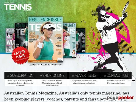 Australian Tennis Magazine (Australien)