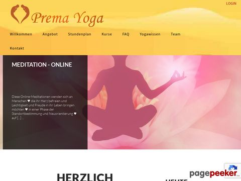 Prema Yogastudio am Stauffacher in Zürich