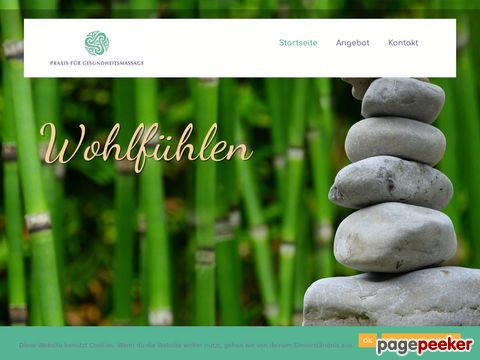 gesundheitsmassage-reiden.ch - Fussreflexzonenmassage (Reiden / Luzern)