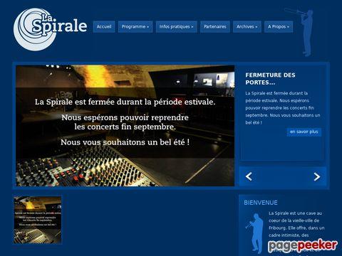 La Spirale - club de jazz (Fribourg)