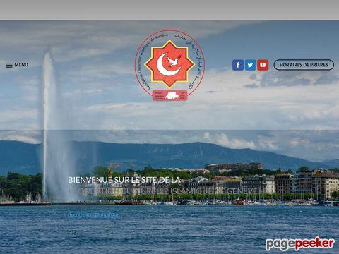 Fondation Culturelle Islamique - Betreiber der Genfer Moschee