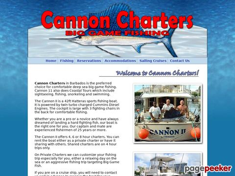 Fishing Barbados - Action/Cannon Charters