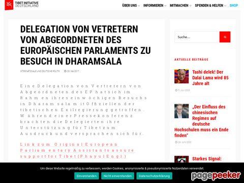 Tibet Initiative Deutschland e.V. - Regionalgruppe Bremen