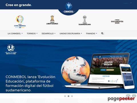 South American Football Confederation (CONMEBOL)
