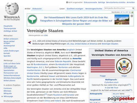 USA - Wikipedia