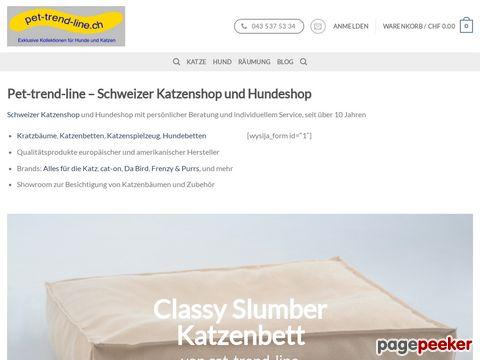 katzenshop.biz - Katzenshop in der Schweiz