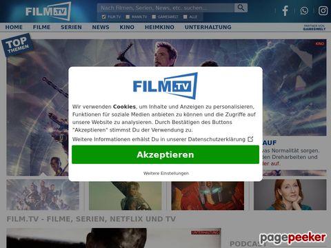 trailerseite.de - Trailer, Kino, DVD, Film, Stars, News - die beste Film Trailer Seite im Netz