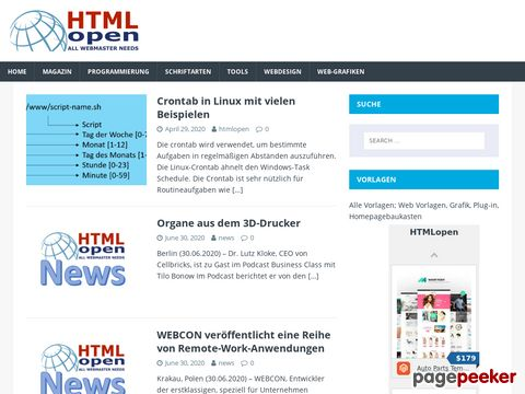 HTMLopen