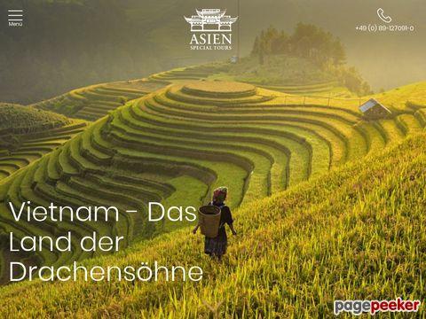 Vietnam Reisen - Individuell und maßgeschneidert