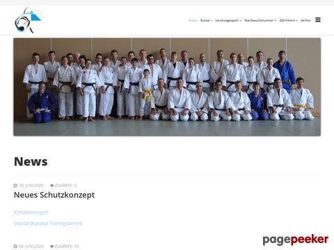 Zürcher Judo und Ju-Jitsu Verband ZJV