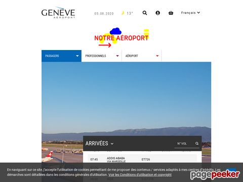 Geneva International Airport - (GE)