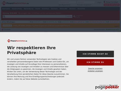 FinanzNachrichten.de - Aktuelle Finanz Nachrichten