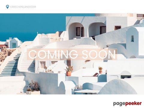 Griechenland.com - Griechenland Urlaub