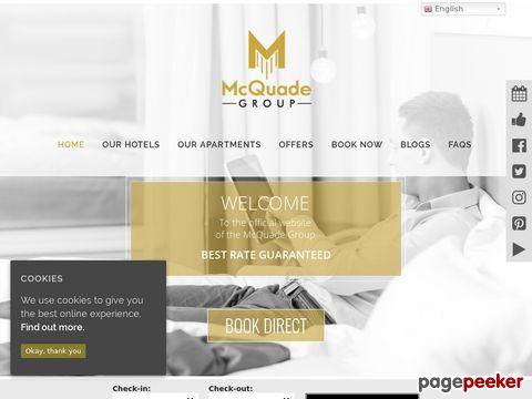 McQuade Gruppe - Hotels und Wohnungen in Schottland