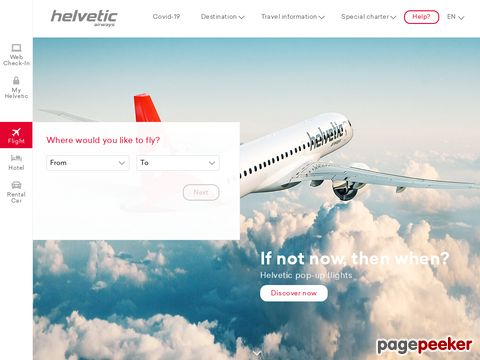 Helvetic Airlines