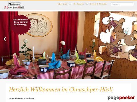 Chnuschperhüsli