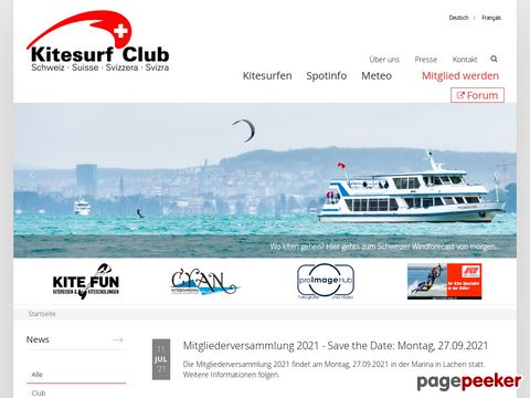 kitegenossen.ch - Kitesurfclub Schweiz
