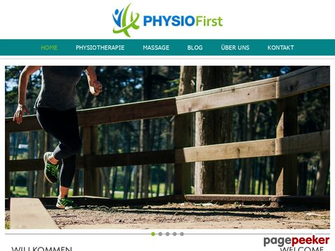 Physio First - Physiotherapie und Rückenzentrum Horgen