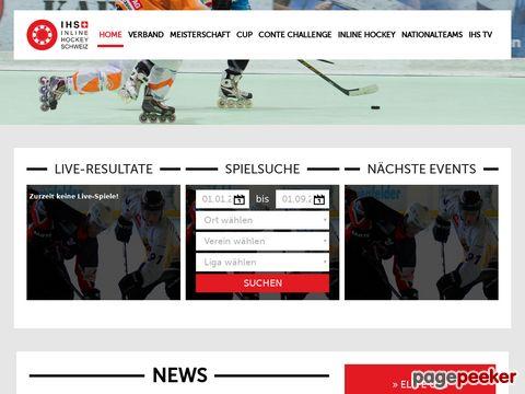 Swiss * Inline Hockey * Schweiz