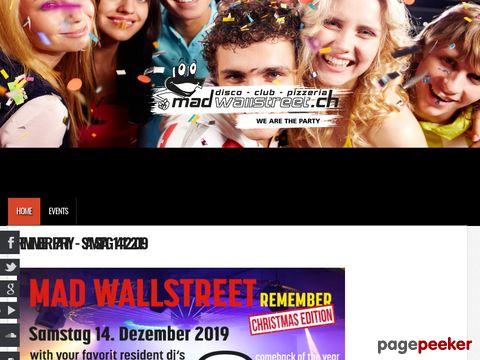 Mad Wallstreet :: Basel