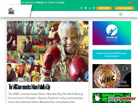 WBC - World Boxing Council :: Official Site