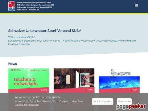 Schweizer Unterwasser-Sport-Verband (SUSV)