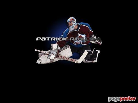 Patrick Roy (Kanada)