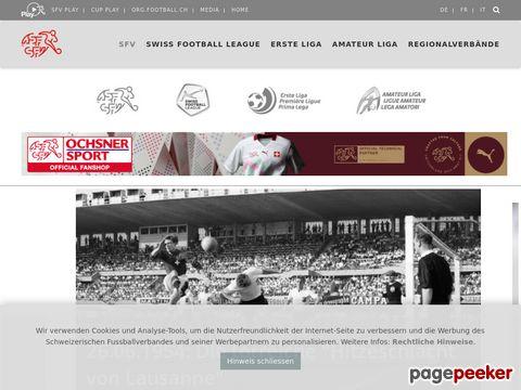 Futsal - Schweizer Fussballverband - Swiss Futsal Meisterschaft