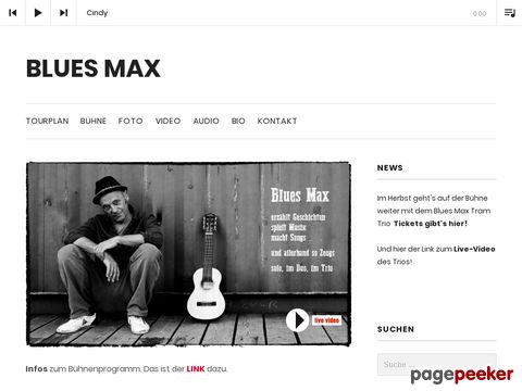 Blues Max