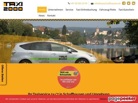 Taxi 2000 - 24h Betrieb (SCHAFFHAUSEN)