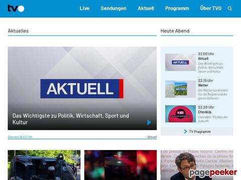 TV Ostschweiz - Das Ostschweizer Fernsehen