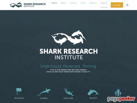 sharks.org - Shark Research Institute