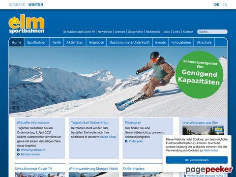 Sportbahnen Elm (GL)