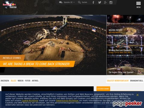 Red Bull X-Fighters - FMX Contests