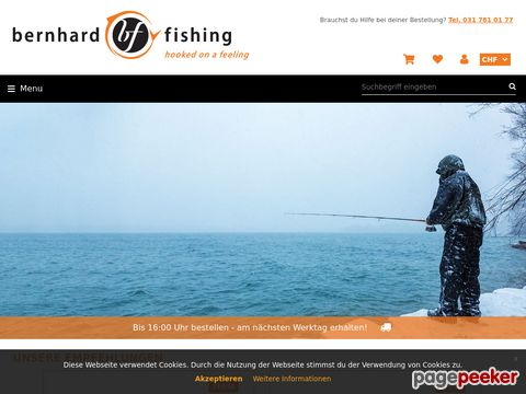 Bernhard-Fishing AG