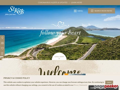 St. Kitts (Official Site)