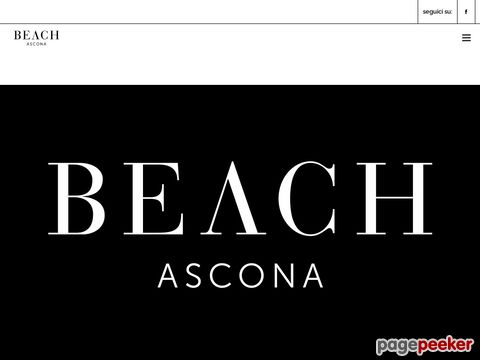 Delta Beach Lounge (Ascona, TI)