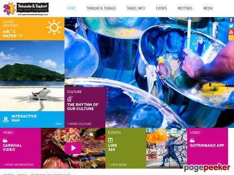 Go Trinidad and Tobago - Travel and Tourism Guide