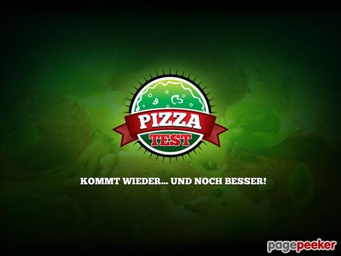 pizzatest.de - Pizzatest - Fertig-Pizzen im Test