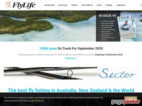 Fly Fishing in Australia & New Zealand with FlyLife