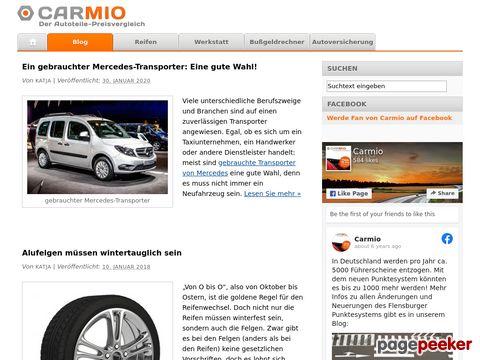 carmio.de - Autoteile Preisvergleich Suchmaschine