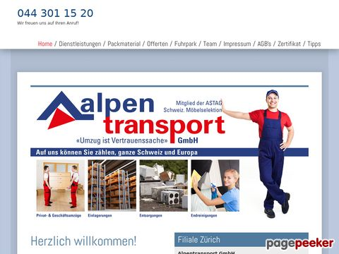 Alpen Transport